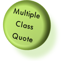 Multiple Class Quote Logo